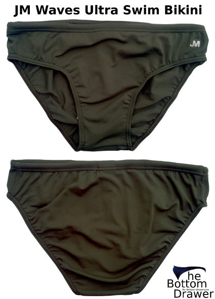 JM Waves Ultra Swim Bikini Brief