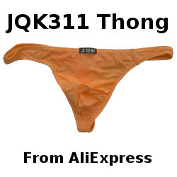 Review: Aliexpress JQK Thong (JQK311)