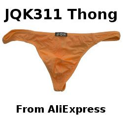 Review: AliExpress JQK311 Thong