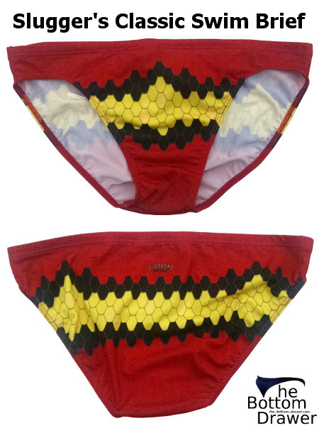 Sluggers Classic Swim Brief