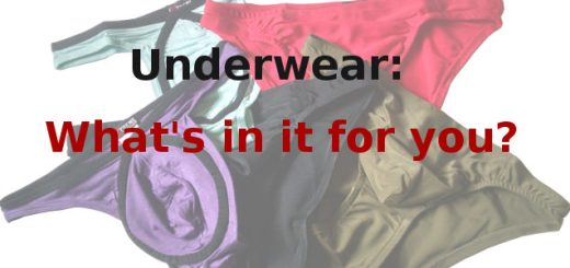 Underwear What's in it for you?