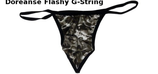 Doreanse Flashy G-string Review