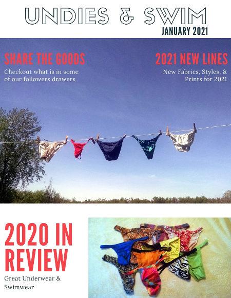 Underwear and Swimwear Magazine