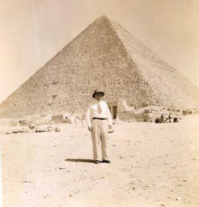 Jack Rue in Egypt