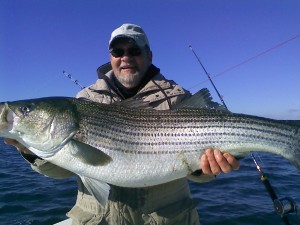 This is a legally caught rockfish!