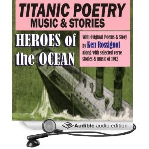 Titanic Poetry Music & Stories aud cov