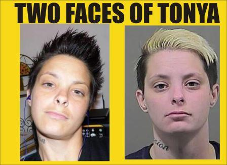 Two Faces of Tonya Riffe