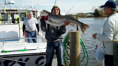 The Gerry C website sports this great day of fishing from 2009.