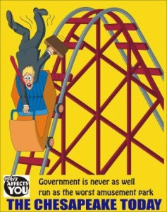 Amusement Park Government