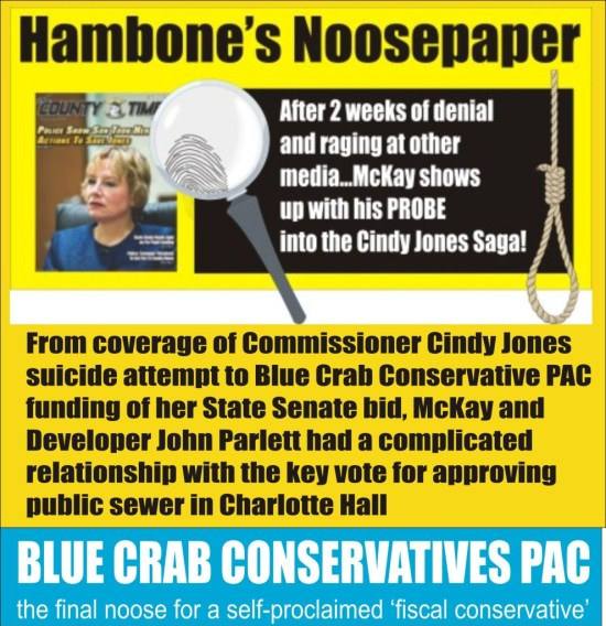 Blue Crab Cons Final Noose