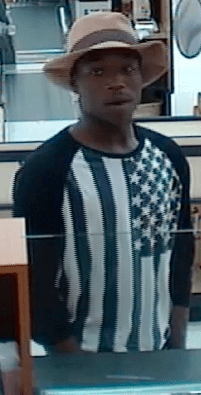Flag Day Bank Robber