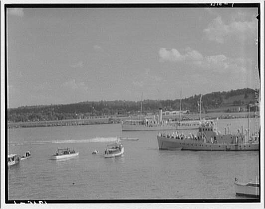 President's Cup Regatta on the Potomac River in 1931