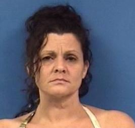 Bridgette F. Hayden, 47 of Lusby DWI MSP 072814
