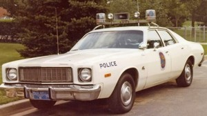 PG Police 1976 Plymouth Fury