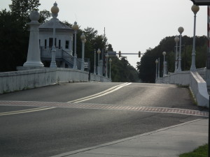 The friendliest town on the Eastern Shore boasts one of the few remaining draw bridges in the center of town.  THE CHESAPEAKE TODAY photo