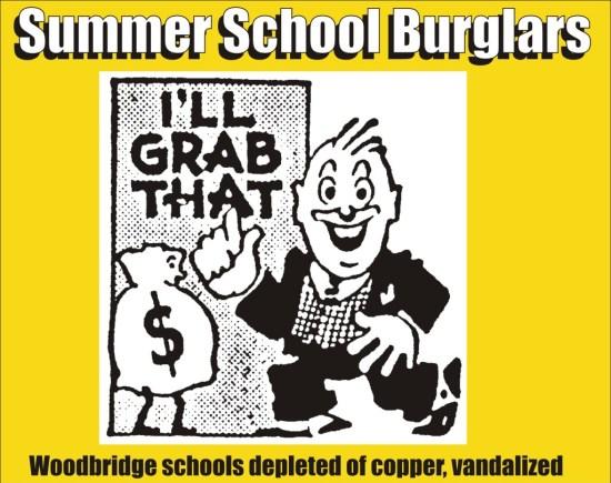 Summer School Burglars