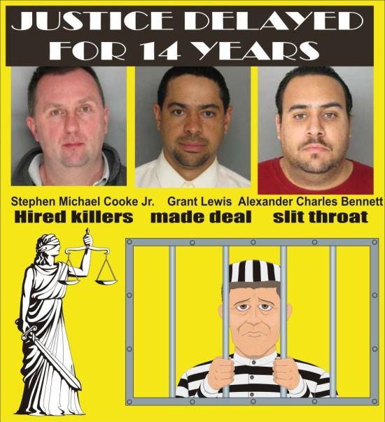 Justice Delayed for 14 Years