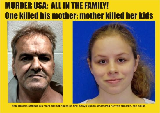 Murder USA all in the family