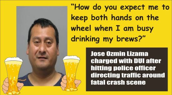 Jose is a two-fisted drinker