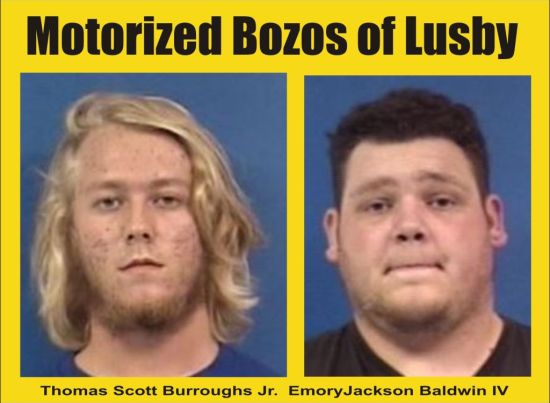 Motorized Bozos of Lusby