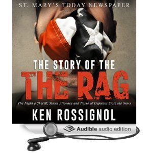 The Story of The Rag in Kindle paperback an Audible edition Click to hear free 5 min sample
