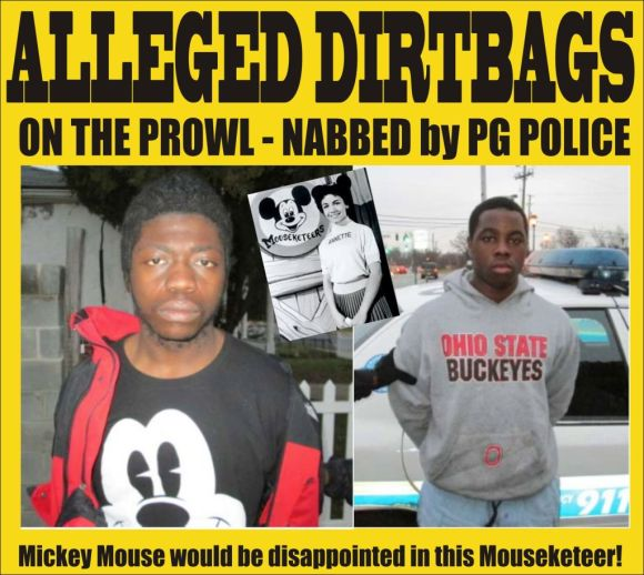 Alleged Dirtbags of PG County