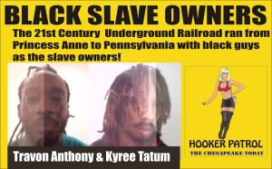 Black Slave Owners in 21st Century