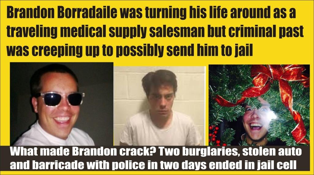 Brandon Borradaile Burglar Barricade