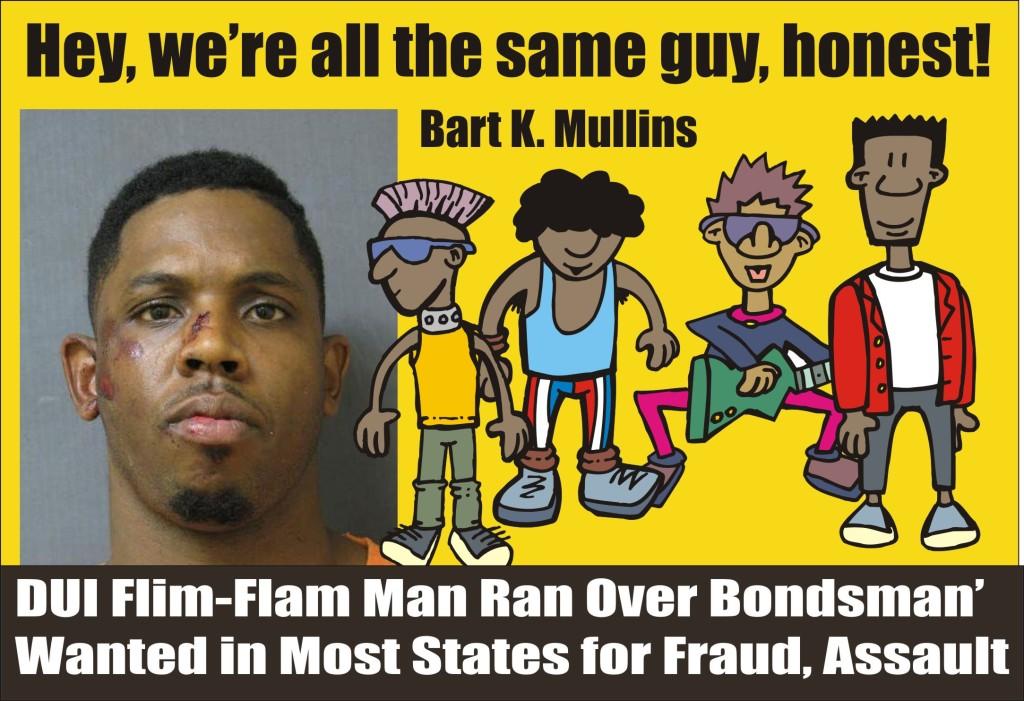 Flim Flam Man Bart Mullins