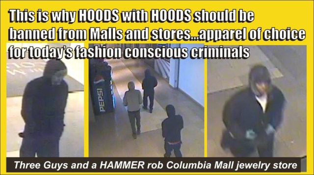 Hammer Gang of Columbia Mall