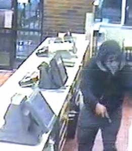 Henrico Police robbery of restaurant.