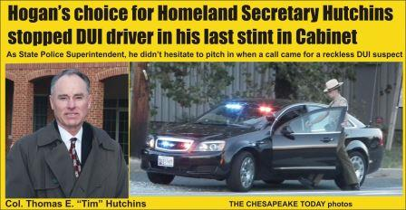 Hogans choice for Homeland Tim Hutchins