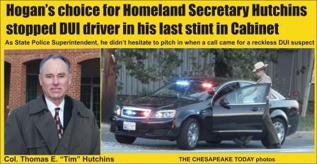 Hogans choice for Homeland Tim Hutchins