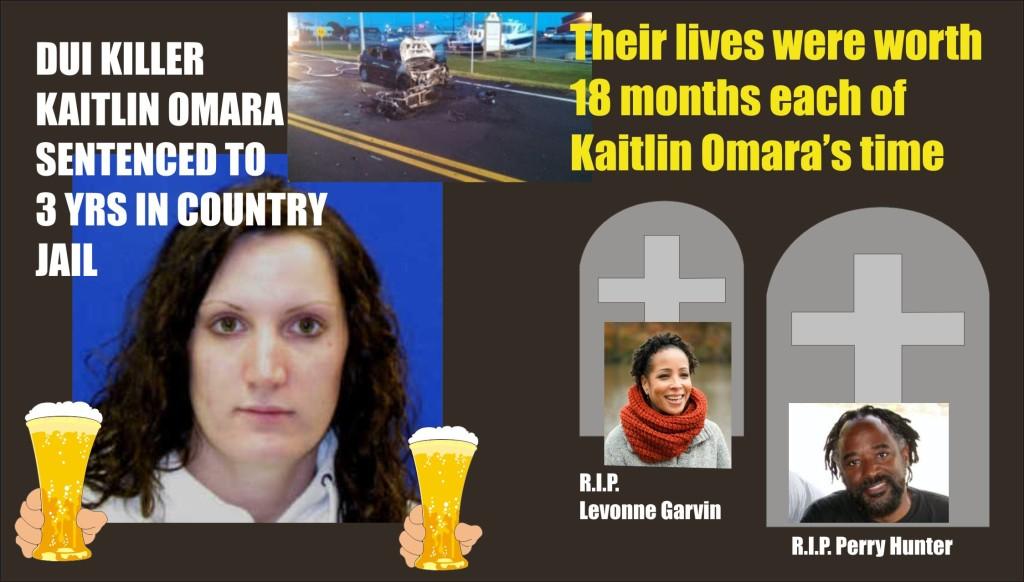 Kaitlin Omara got off light in DUI double fatal 011515
