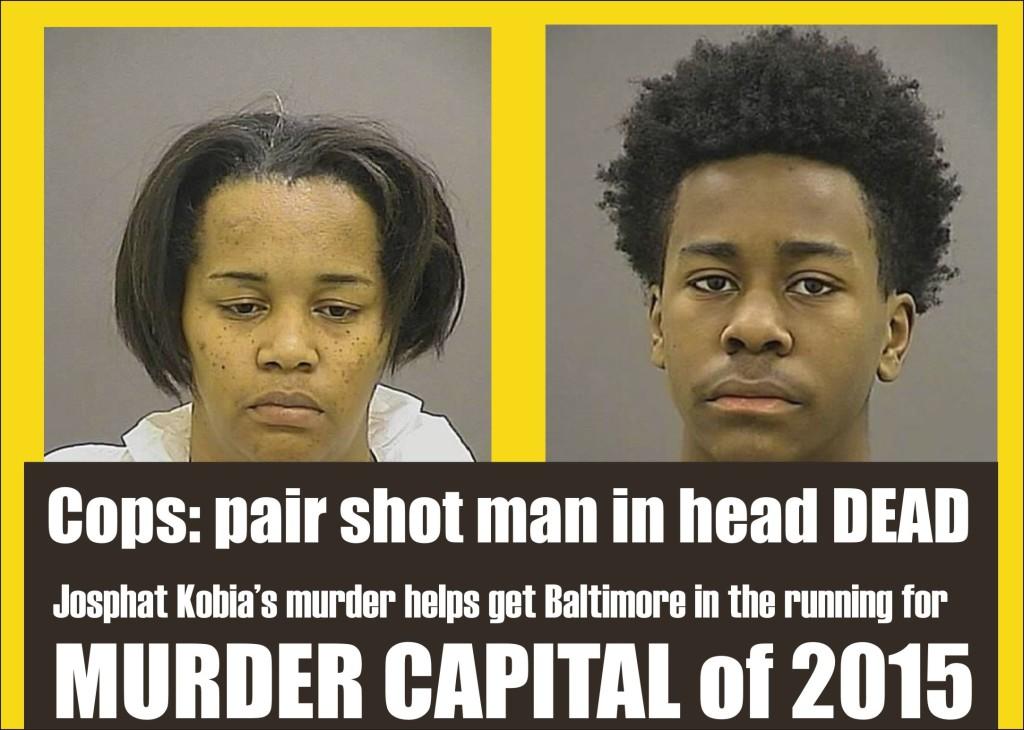 Kobia murder Balt Md 010315