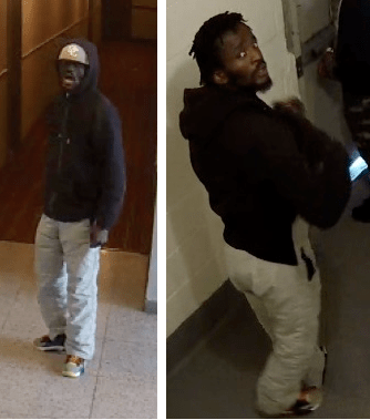 Person of interest in PG burglary 011315
