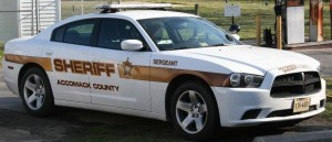 Accomack County Va Sheriff patrol car
