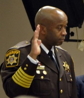 Charles County Md. Sheriff Troy Berry