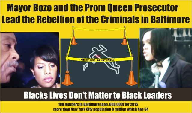 Mayor Bozo and the Prom Queen Prosecutor Lead the Rebellion of the Criminals