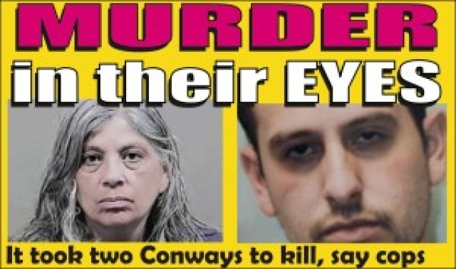 Murder in their eyes