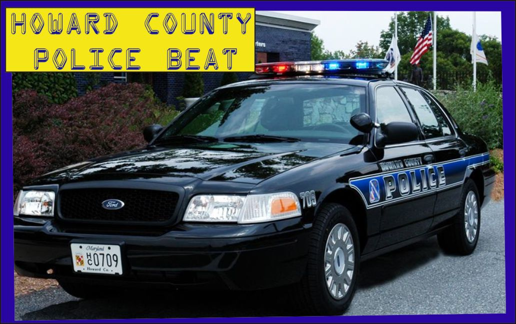 Howard County Police Beat