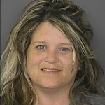 Christina Buckler DUI arrest in St. Mary's County Md.