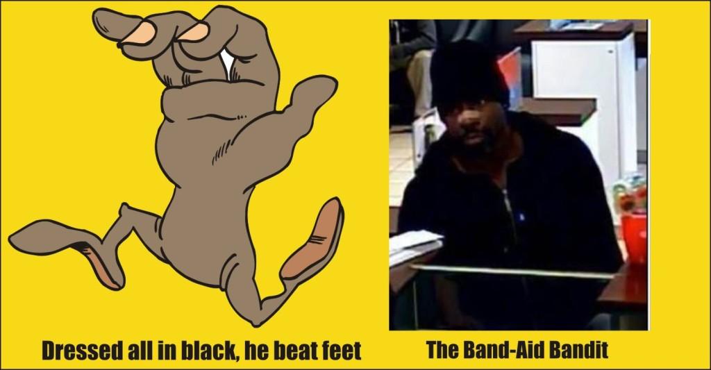 The Band-Aid Bandit