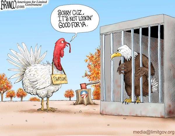 Turkey toon from Branco