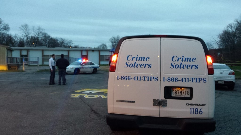 Stabbing at school playground in PG County Md. 122815