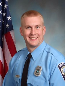 Prince William County Police Officer David MCKEOWN - The Prince William County officer wounded during shooting that killed Officer Guindon