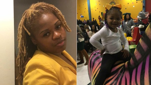 Teacher and toddler shot to death in Fort Washington, Md.