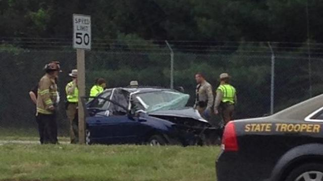 Louise Donner of Linthicum Md. was killed by a veteran reckless driver Johnathan Simms in head-on crash on Aviation Blvd. near BWI Airport. photo courtesy of Capital Gazette