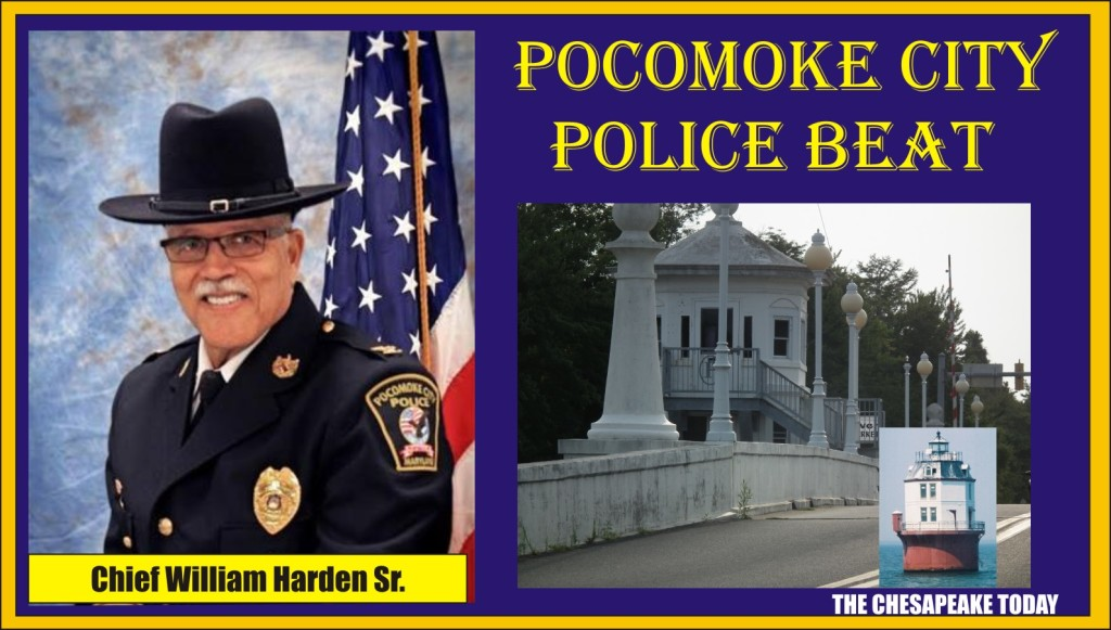 Pocomoke City Police Beat