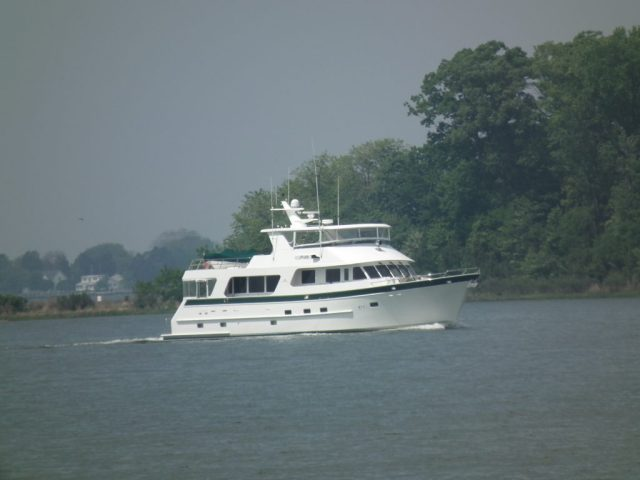 Boating on the Chesapeake Bay and its tributaries ranges from kayaks to yachts. THE CHESAPEAKE TODAY photo